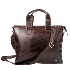 Мужская кожаная сумка DESISAN SHI1341-142