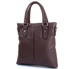 Мужская сумка из качественного кожезаменителя  BONIS (БОНИС) SHI1662-22