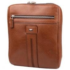 Кожаная мужская сумка через плечо DESISAN SHI1467-015