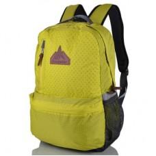 Женский рюкзак с карманом для ноутбука ONEPOLAR (ВАНПОЛАР) W1766-yellow