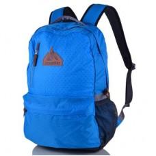 Женский рюкзак для ноутбука ONEPOLAR (ВАНПОЛАР) W1766-blue