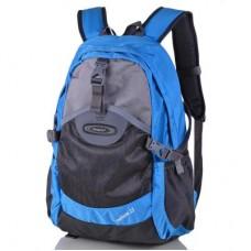 Молодежный рюкзак ONEPOLAR (ВАНПОЛАР) W1581-blue
