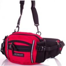 Мужская сумка через плечо или на пояс ONEPOLAR (ВАНПОЛАР) W3061-red