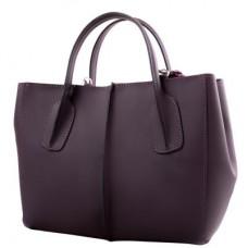 Женская кожаная сумка ETERNO (ЭТЕРНО) AN-031-BL