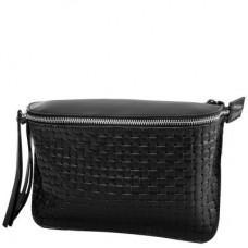 Женская кожаная поясная сумка ETERNO (ЭТЕРНО) AN-K139BL