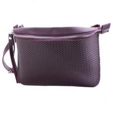 Женская кожаная поясная сумка ETERNO AN-K139-BKL