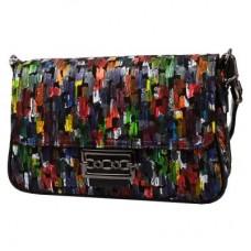 Женская кожаная мини-сумка DESISAN SHI3138-734