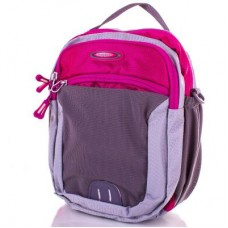 Женская сумка через плечо ONEPOLAR (ВАНПОЛАР) W5231-rose
