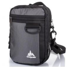 Мужская спортивная сумка ONEPOLAR (ВАНПОЛАР) W3023-grey