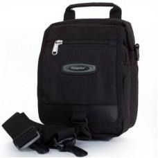 Мужская спортивная сумка ONEPOLAR (ВАНПОЛАР) W5077-black-1