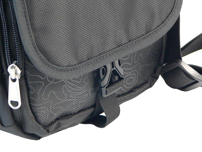 Мужская спортивная сумка ONEPOLAR (ВАНПОЛАР) W5631. Застежка-фастекс