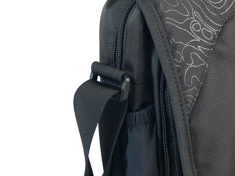 Мужская спортивная сумка ONEPOLAR (ВАНПОЛАР) W5631. Фурнитура