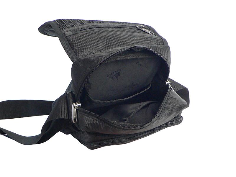 Мужская спортивная сумка ONEPOLAR (ВАНПОЛАР) W5631. Основное отделение