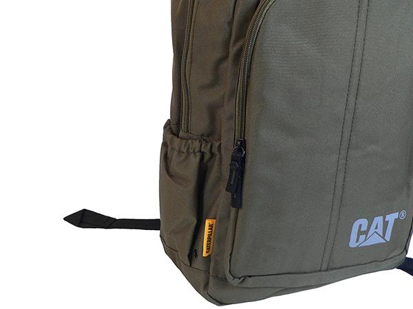 Рюкзак с отделением для ноутбука CAT MOCHILAS. Боковые карманы