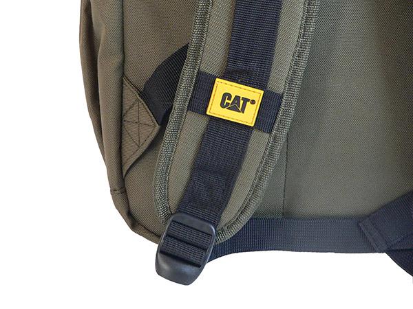 Рюкзак с отделением для ноутбука CAT MOCHILAS. Фурнитура