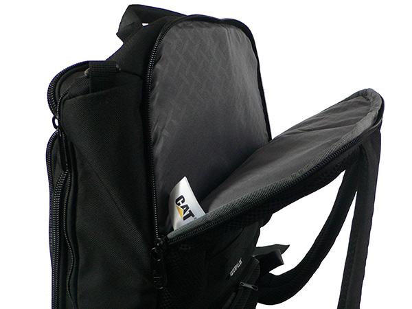 Рюкзак для ноутбука CAT BIZZ TOOLS. Отделение для ноутбука